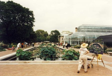 BROOKLYN BOTANIC GARDEN NEW YORK Stati Uniti